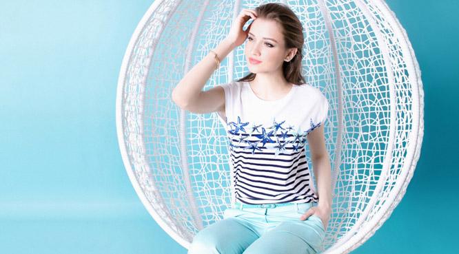 Знакомьтесь, дизайнер одежды Елена Петрова